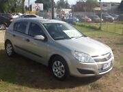 2007 Holden Astra AH MY07 SRi Gold 4 Speed Automatic Hatchback Hastings Mornington Peninsula Preview