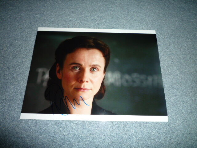 EMILY WATSON  signed autograph In Person 8x11 (20x28 cm) WITHIN THE WHIRLWIND
