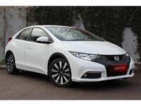 Honda Civic 1.8 i-VTEC SE Plus PETROL AUTOMATIC 2014/64