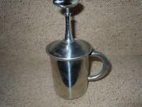 BODUM CHAMBORD COFFEE MAKER WMF HOB MILK FROTHER