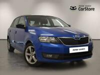 2015 SKODA RAPID SPACEBACK HATCHBACK