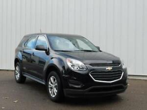 2017 Chevrolet Equinox LS SUV, Low Kms, Heated seats