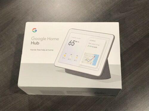 Google Home Hub with Google Assistance (Chalk)- GA00516-US
