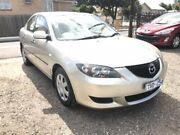 2005 Mazda 3 BK Maxx Gold 4 Speed Auto Activematic Sedan Geelong Geelong City Preview