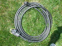 30 AMP Extension Cord for Camper Trailer