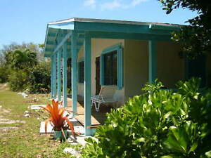 Sand Dollar Cottage, Governor's Harbour,Eleuthera, Bahamas