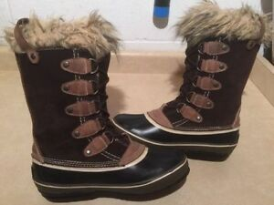 Women's Wind River Insulated Winter Boots Size 10 London Ontario image 2