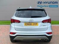 2017 Hyundai Santa FE 2.2 Crdi Blue Drive Premium 5Dr Auto [7 Seats] Estate Dies
