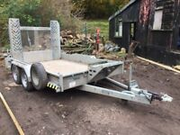 Large 10 x 6 feet Brian James plant trailer 2015 great condition