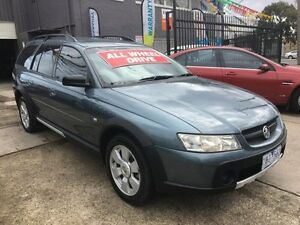 2005 Holden Adventra VZ SX6 5 Speed Automatic Wagon Brooklyn Brimbank Area Preview