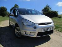 Ford S-MAX 1.8TDCi ( 125ps ) 6sp Zetec 7 Seater