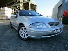 2002 Ford Falcon AU III SR Forte Silver 4 Speed Automatic Sedan Yeerongpilly Brisbane South West Preview