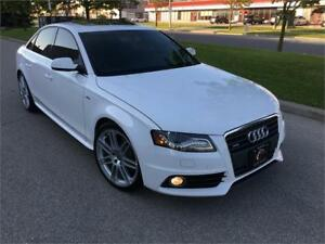 2012 AUDI A4*SLINE*NAVI*BANG/OLUF*BLNSPT*79KM*LIKE NEW*PREM-PLUS