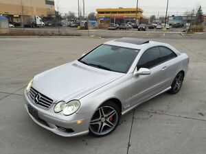 2003 MERCEDES-BENZ CLK500 *AMG PACKAGE,LEATHER,SUNROOF,LOADED!!*