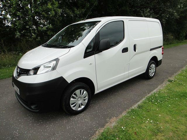 nissan nv200 acenta 1 5 dci in comber county down gumtree. Black Bedroom Furniture Sets. Home Design Ideas