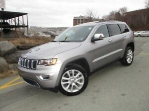 2017 Jeep GRAND CHEROKEE Limited V6 4X4 (JUST REDUCED TO $38977