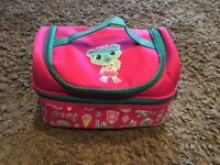 Smiggle insulated lunch bag