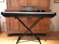 Yamaha P-45 Digital Piano and Stand