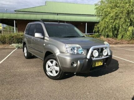 2005 Nissan X-Trail T30 II ST Silver 4 Speed Automatic Wagon Mount Druitt Blacktown Area Preview