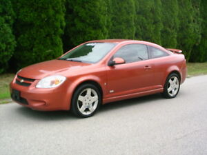 2007 Chevrolet Cobalt SS Coupe  GREAT COMMUTER (KELOWNA)