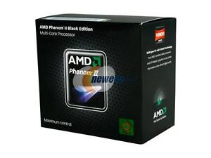 Asus AM3 Motherboard with AMD Phenom 2 1090 T Black CPU