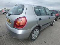 NISSAN ALMERA 1.5 & 1.8 SUN VISOR FOR SALE (BREAKING/SPARES)