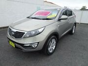 2013 Kia Sportage SL Series 2 SI (FWD) Champagne 6 Speed Automatic Wagon Nowra Nowra-Bomaderry Preview