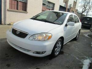 2008 Toyota Corolla LE 67Kms ONLY!!!Pw sunroof| Drives excellent