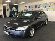2007 Honda Civic 8th Gen MY07 VTi-L Grey 5 Speed Automatic Sedan Windsor Gardens Port Adelaide Area Preview