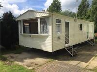 Static caravan for sale 2006 at Waterside at St Lawrence Bay, Nr Maldon, Essex