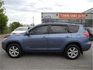 2008 Toyota RAV4 Limited Oakville / Halton Region Toronto (GTA) image 5