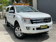 2014 Ford Ranger PX XLT Super Cab 6 Speed Sports Automatic Utility Blacktown Blacktown Area Preview
