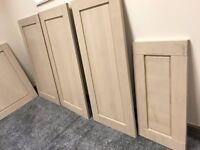 CHEAP ! Solid wood kitchen doors