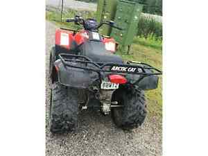"2014 Arctic Cat 300 Atv ""His"" WE FINANCE GOOD, BAD CREDIT"