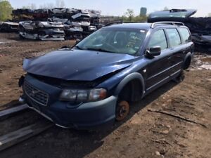 2003 Volvo XC70 just in for parts at Pic N Save!