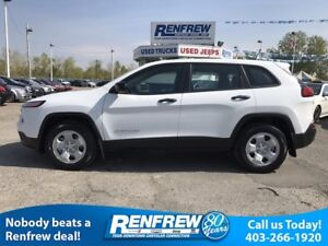 2017 Jeep Cherokee 4WD 4dr Sport
