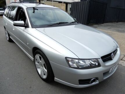 2007 Holden Commodore VZ@VE SVZ Silver 4 Speed Automatic Wagon Enfield Port Adelaide Area Preview