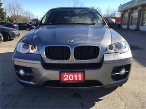 2011 BMW X6 AWD 35i|NAV|CAM|SUNROOF|LEATHER|LOW KMS|NO ACCIDEN Oakville / Halton Region Toronto (GTA) image 8