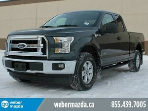 2015 Ford F-150 XLT SUPERCREW 4X4-LOW KM'S-NO FEES-MOVING SALE