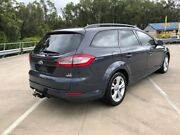 2011 Ford Mondeo MC LX Tdci Grey 6 Speed Direct Shift Wagon Morayfield Caboolture Area Preview