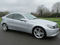 2008 (58) Mercedes-Benz CLC 220 2.1TD CDI auto Sport ***FINANCE ARRANGED***