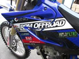 YAMAHA YZ125 2006 MX MOTO CROSS OFF ROAD BIKE