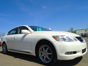 2006 Lexus GS 300 AWD LUXURY SPORT PKG-LEATHER--SUNROOF--AMAZING