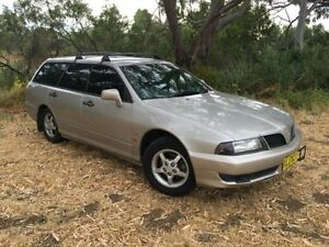 2001 Mitsubishi Magna TJ Solara Beige 4 Speed Automatic Wagon Coonamble Coonamble Area Preview