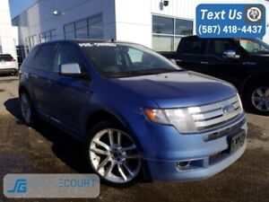 2010 Ford Edge Sport AWD Sunroof NAV Leather/Power/Heat Seats