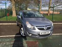 VAUXHALL CORSA SXI 1.4 A/C 5 DOOR 2009 *LOW MILES, CLEAN CAR, READY TO GO*
