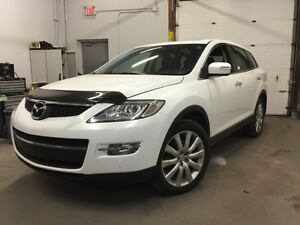 2008 Mazda CX-9 GT NAVIGATION AWD LETHER MOONROOF AUTO STARTER