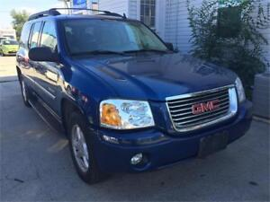 2006 GMC Envoy XL Sunroof 7 Seats Alloy Air 4WD Clean Carproof