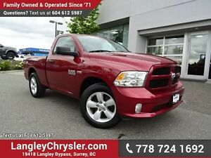 2015 RAM 1500 ST ACCIDENT FREE w/ POWER WINDOWS/LOCKS & TOW P...