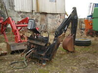 New Holland B124 Backhoe Attachment